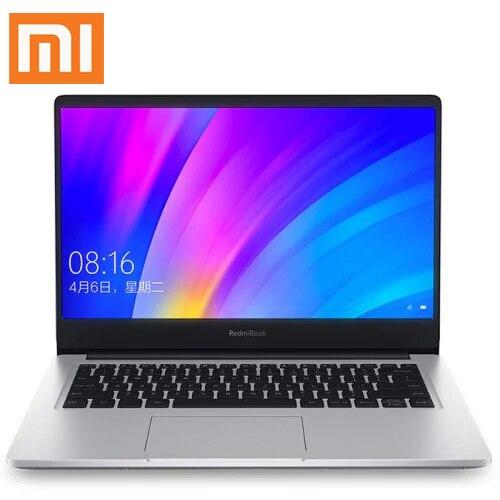 New Arrival Xiaomi RedmiBook 14 Inch Notebook Ryzen Edition AMD Ryzen 5 8GB 256/512GB Ryzen 7 16GB 512GB Windows 10 FHD Laptop