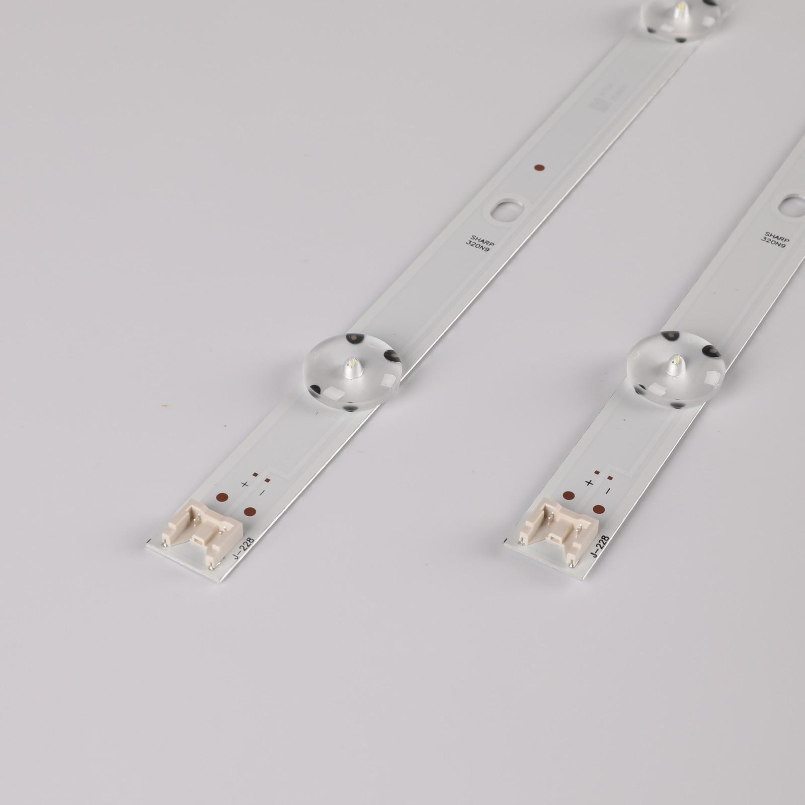 led backlight strip 5 lamp for lg 32tv innotek direct 15 5y 32inch 32lf510b 32lh590u svl320al5 dh lf51 32lh51 hd ssc 32inch hd LED Backlight strip 5 lamp SSC_32inch_HD_REV05_150925 32LH51_HD for LG 32LH510B 32LF510U 32LH590U 32LH570B HC320DXN-VHVS2-214X