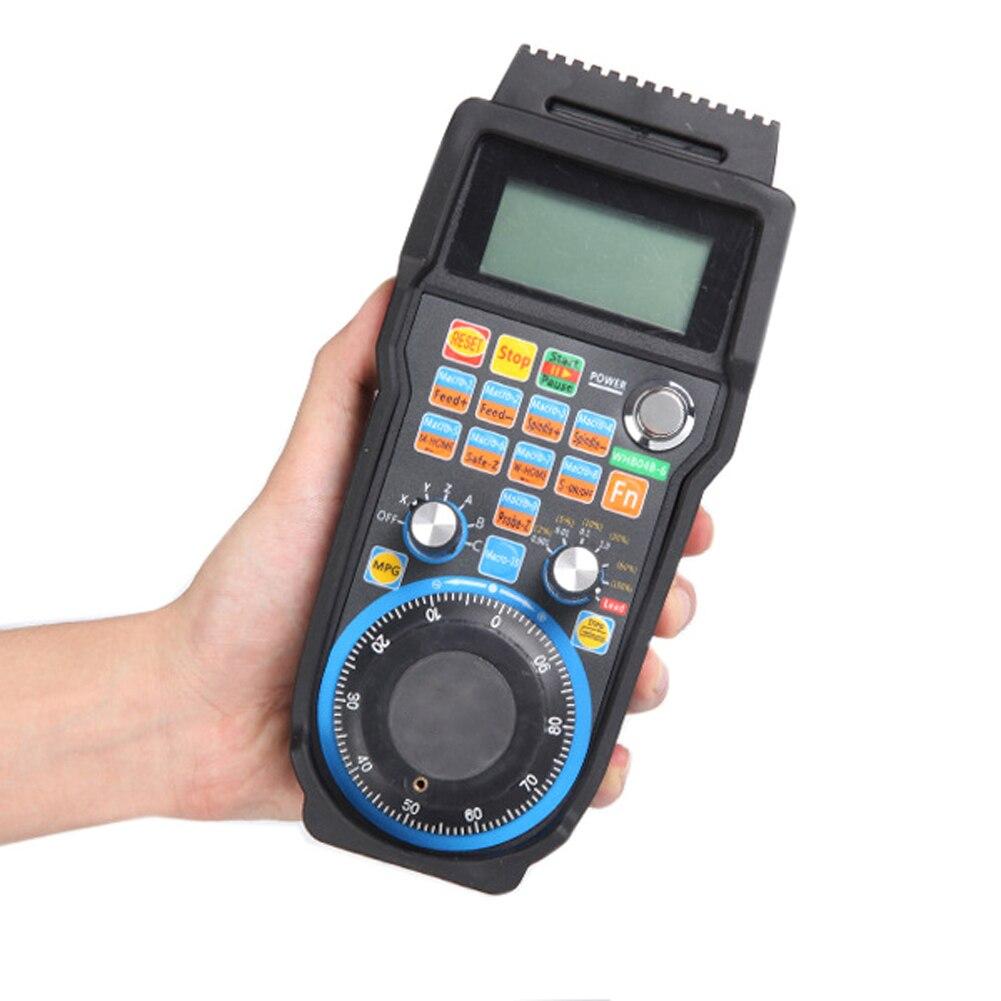1 unidad de control remoto inalámbrico USB para grabado de torno CNC fresadora MPG herramienta Manual de Generato de impulsos