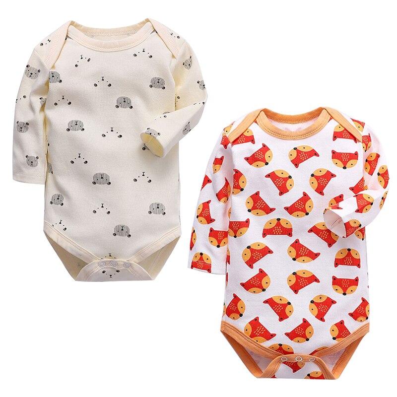 Tender Babies, medias de otoño para bebé, ropa de alta calidad para bebé niña, ropa interior de algodón de manga larga, monos para bebé de 0 a 24 metros