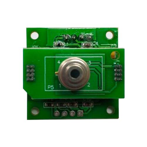 Módulo de medición de temperatura de imagen térmica infrarroja 32*32 reconocimiento facial Salida de serie alemana Hyman TTL