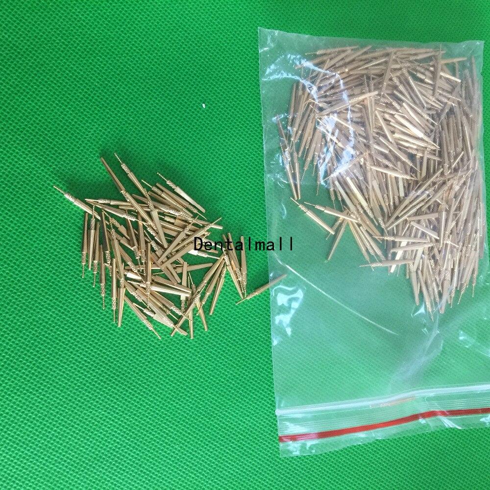 1000 Uds. DENTAL #3 pasadores de latón pasadores suministros dentales equipo de laboratorio Dental