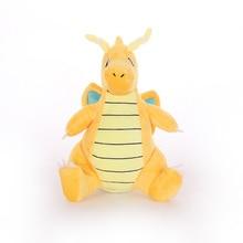 1pcs 21cm Dragonite Plush Toys Doll Dragonite Plush Pendant Soft Plush Stuffed Toys Doll for Kids Gi