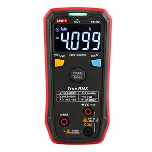 UNI-T UT123D Digital Smart Multimeter True RMS EBTN Display AC/DC Current Voltage Resistance Capacitance Tester