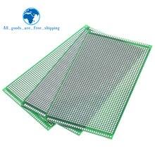 9x15 cm PROTOTYPE PCB 2 couche 9*15CM panneau universel panneau double face 2.54MM vert