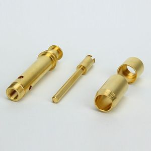 Custom CNC service Turning parts High precision Machinery Part stainless brass screws nuts  DIY craft Tool Part customized