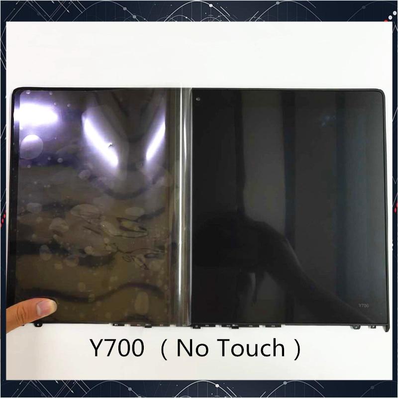"""Für Lenovo Ideapad 15,6 """"Y700-15 Y700 15ISK LCD bildschirm LED montage Y700-15ISK 1920*1080 FHD mit Rahmen Voll getestet"""