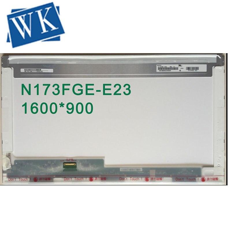 Бесплатная доставка N173FGE-E23 Rev B2 LP173WD1 TPA1 B173RTN01.1 LP173WD1 TPE1 17,3 светодиодный EDP 30PIN светодиодный ЖК-экран для ноутбука