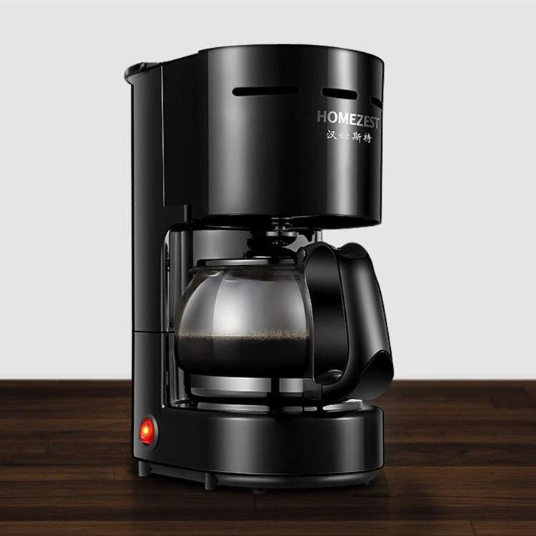 Suministro de cafetera hogar automático portátil 3C Oficina Mini café máquina CM-306