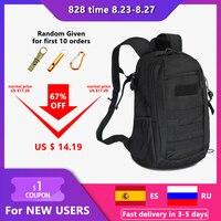 Открытый тактический рюкзак военный рюкзак сумка Для мужчин 15L 20L Водонепроницаемый Спорт Путешествия рюкзаки Mochila Рыбалка Охотничьи сумки
