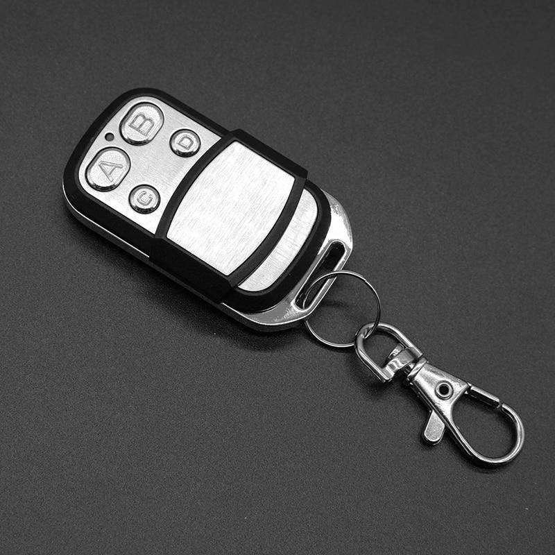 MHOUSE TX3 TX4 GTX4 control remoto Puerta de control remoto de alarma MHOUSE control remoto para puerta de garaje, 433MHz