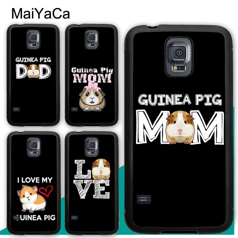 Love Guinea Pig Cute Case For Samsung Galaxy A51 A71 S20 Ultra S8 S9 S10 Plus S10e A10 A30S A40 A50 A70 Note 10