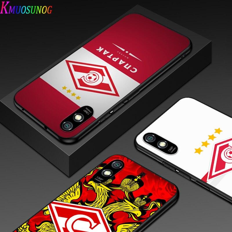 Российский Московский футбол для Xiaomi Redmi 10X Pro 5G 9C 9A 9 GO K20 8A 8 7A 7 S2 6A 6 5 5A 4X Pro яркий чехол для телефона с изображением на задней панели