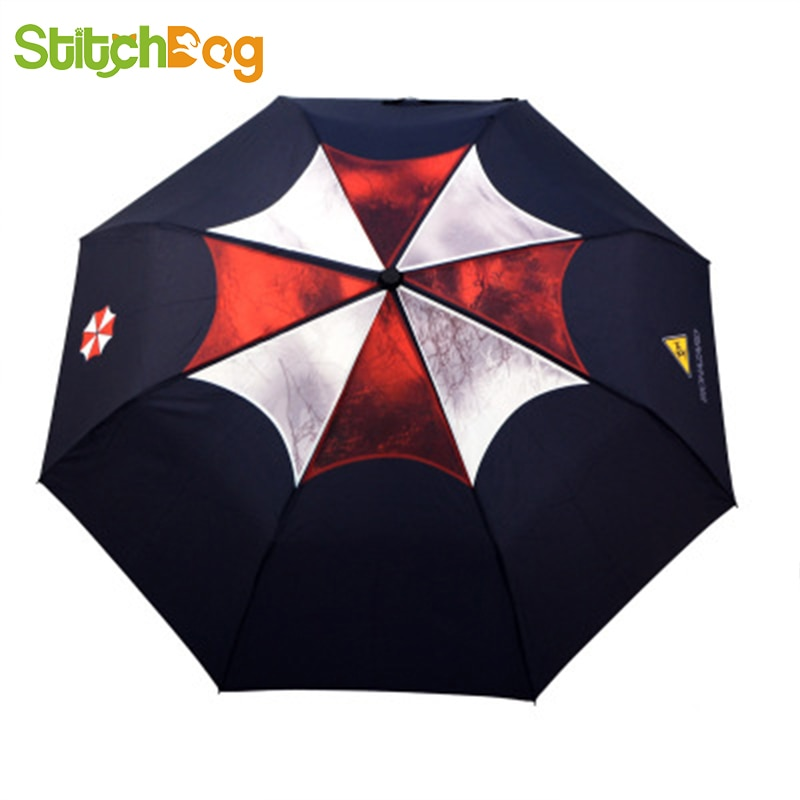 Biochemical crisis 6 ambergris paraguas temático Lyon animación paraguas plegable
