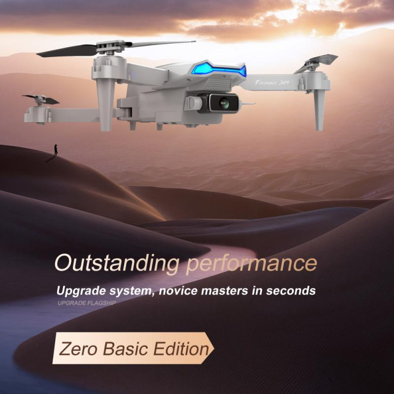 2021New S89 Drone 4k profession high definition Dual Camera WiFi Fpv Dron Height Preservation aerial photography aircraft Set