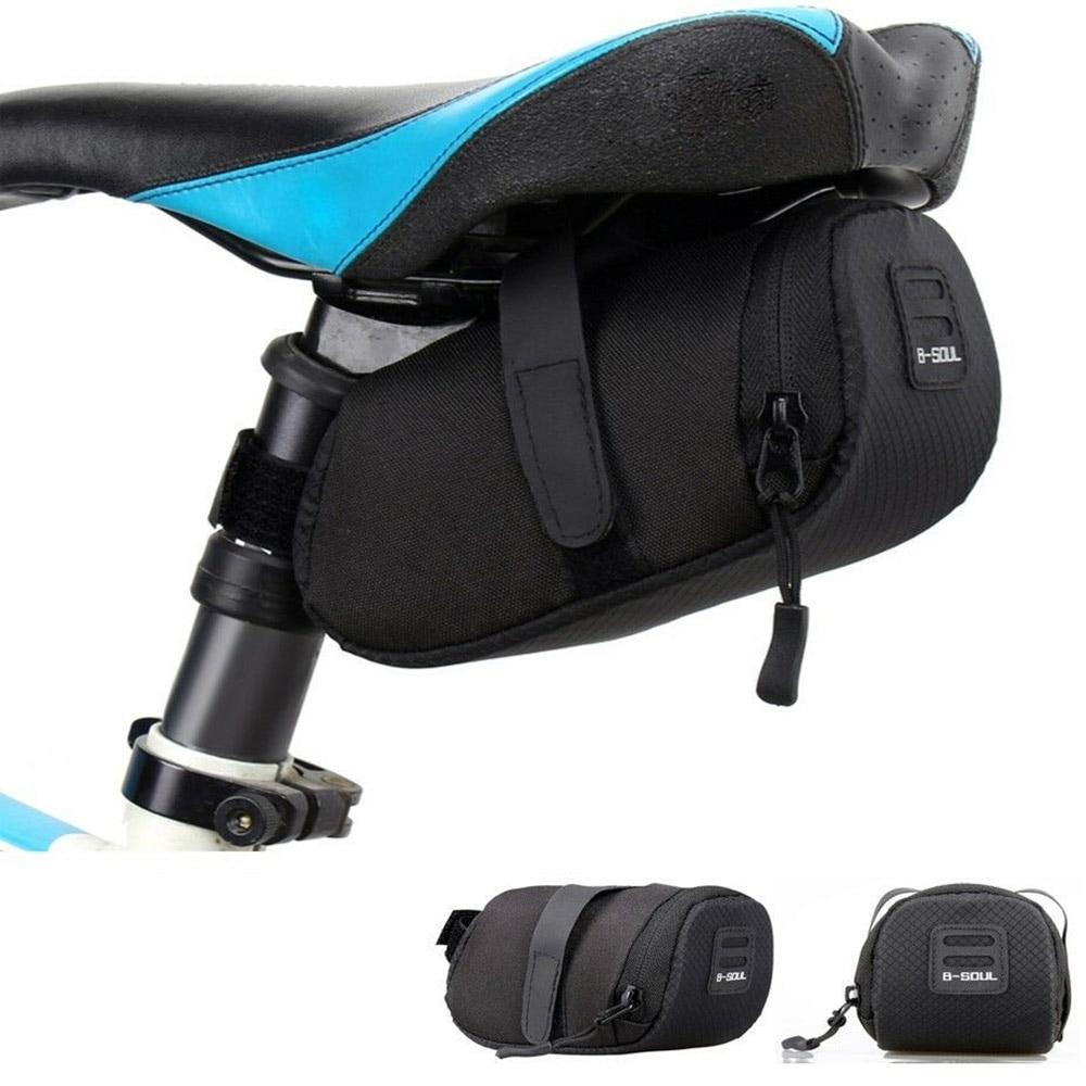 AliExpress - Nylon Bicycle Bag Bike Waterproof Storage Saddle Bag Seat Cycling Tail Rear Pouch Bag Saddle Bolsa Bicicleta Cycling Accessories