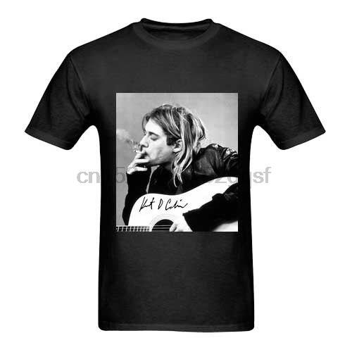 Camiseta de Kurt Cobain Donald nueva camiseta de Hombre talla S a 3XL