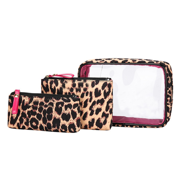 Fashion Cosmetic Bag Makeup Bags Travel Organizer Necessary Beauty Case Toiletry Bag Bath Wash Make up Box