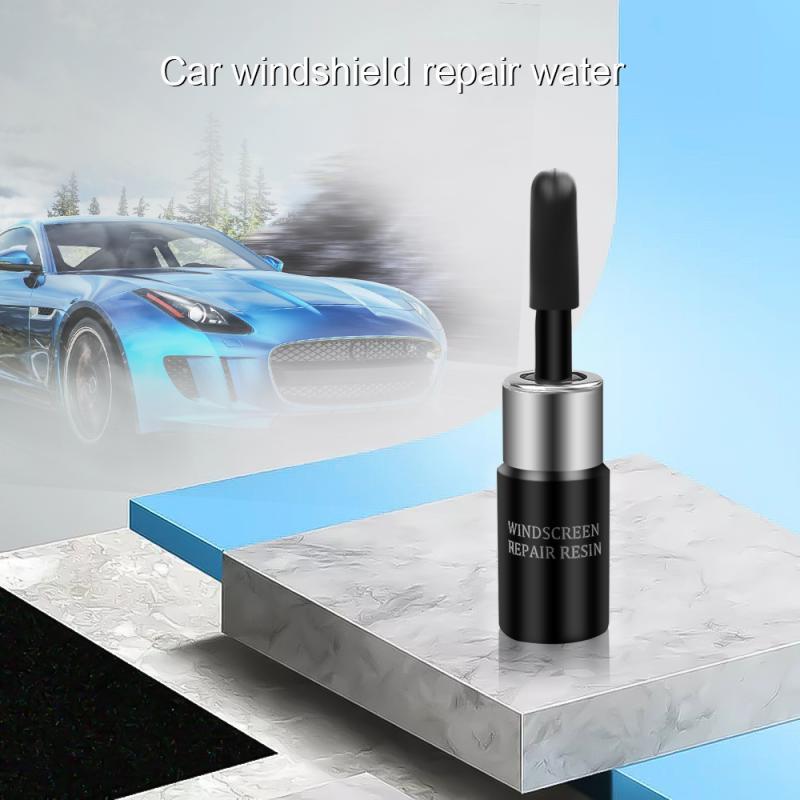 DIY Window Repair Kit Tools Windscreen Glass Scratch Crack Restore Window Screen 5pcs/set Universal Car Windshield Repair Tool