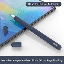 De silicona caso de la cubierta protectora punta Tapón Protector para Hua-Wei M lápiz, estilete M-lápiz caso bolsa