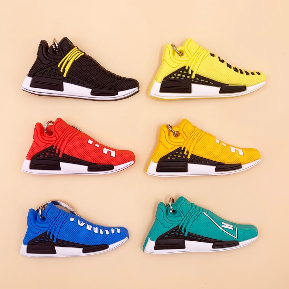 6 видов стилей хит продаж! Брелок для баскетбольной обуви Air Jordan, подарок для мужчин и детей, брелок для ключей PHARRELL