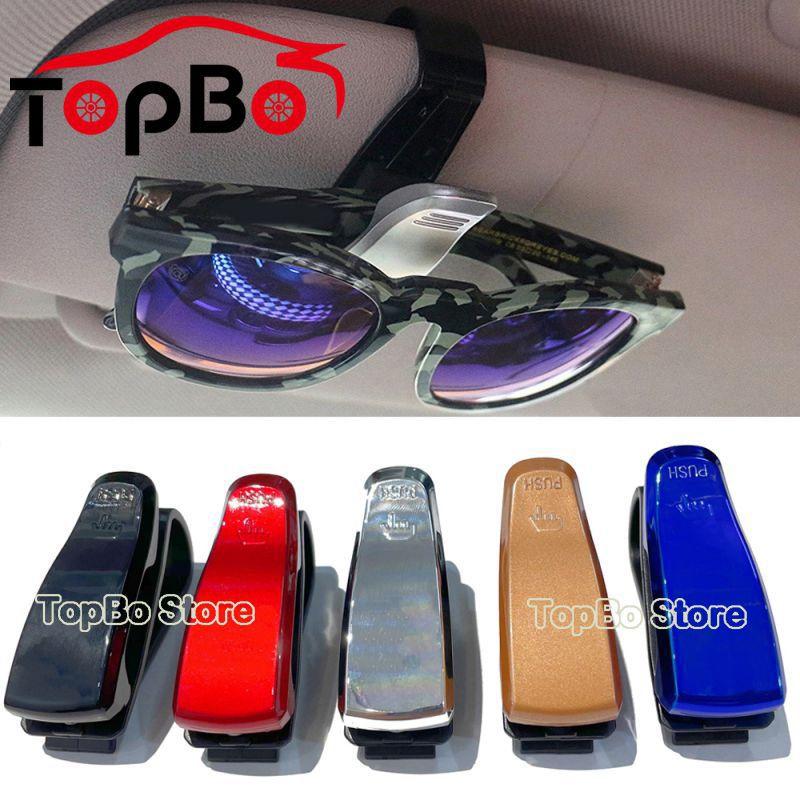Портативный автомобильный солнцезащитный козырек, зажим для очков, держатель для солнцезащитных очков, аксессуар для очков