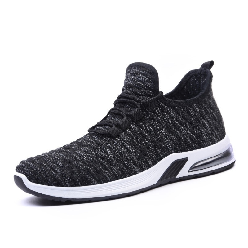 Fashion Women Sneakers Air Cushion Soft Bottom Running Shoes Outdoor Mesh Breathable Tennis Shoes