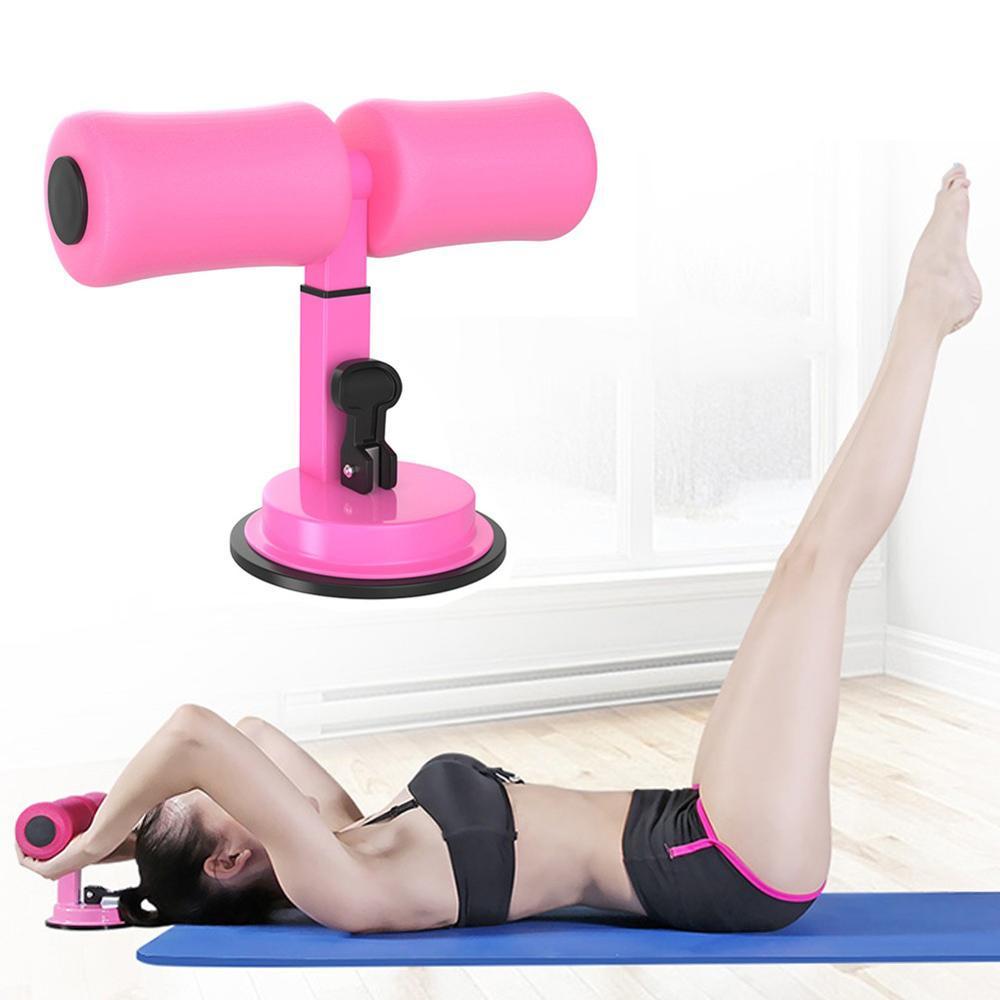 Sentar-se assistente abdominal núcleo workout fitness ajustável sit ups equipamentos de exercício portátil situp sucção esporte em casa ginásio
