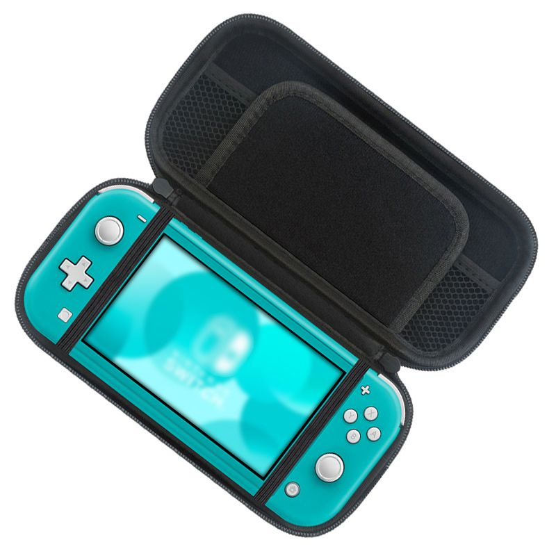 Hard Shell Cases for Nintend Switch Lite Water-resistent EVA Carrying Storage Bag Metal Zipper For Game Machine Dropshipping enlarge