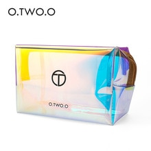 O.TWO.O New Products Fashion Colorful Cosmetic Bag Travel Cosmetics Storage Bag Waterproof Wash Bag