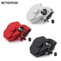 for spgcm 124 rc model car 4wd axial scx24 90081 axi00001 axi00002 c10 transmission gearbox metal remote control car spare