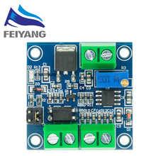 1 шт. PWM В модуль преобразователя Напряжения 0%-100% до 0-10 В для PLC MCU цифровой аналоговый сигнал PWM Adjustabl преобразователь силовой модуль