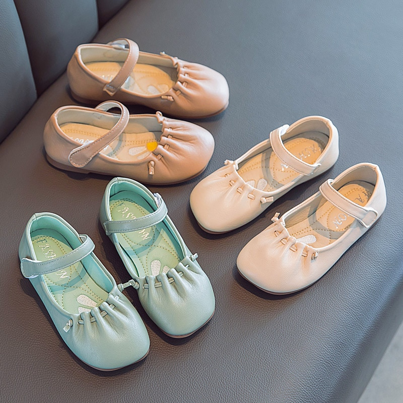 Kids Shoes Princess Shoes Sandals Children Leather Party Dress Girls Sandals Baby Casual Sneakers wedding dance new arrival 2020 ssai kids girls princess shoes lace flowers girls leather shoes children dance dress shoes baby girls wedding party shoes