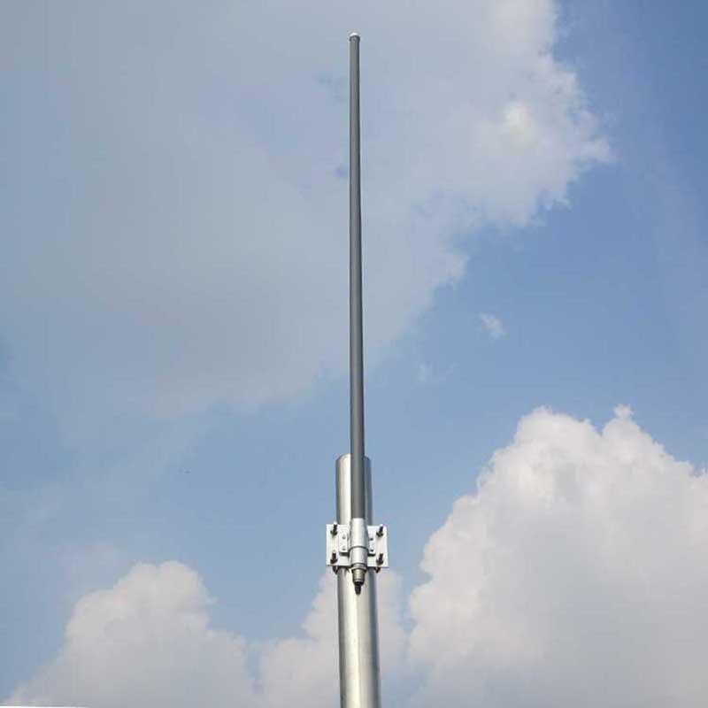 868 ميجا هرتز 915 ميجا هرتز مكاسب عالية 12dBi Omni الألياف الزجاجية هوائي 915 ميجا هرتز IOT لورا wan وحدة هوائي راوتر جسر لاسلكي 1100 مللي متر N أنثى