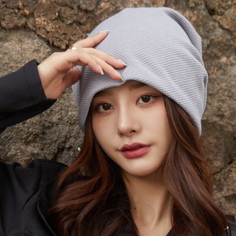 Зимние японские теплые мужские шапки Корейская версия универсальные вязаные шапки женские осенне-зимние шапки с ворсом