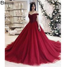 Robes 15 anos rose 2019 robe de bal robes de Quinceanera chérie Tulle Debutante douce 15 ans cristal menthe robes de bal