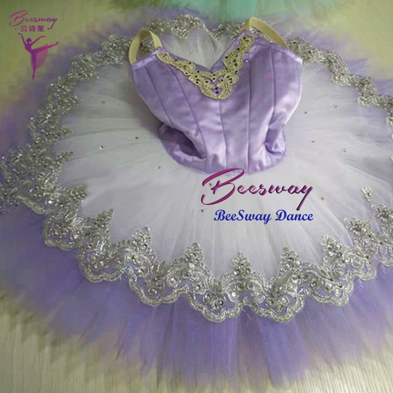 Lila Berufs Ballett Tutu skit Klassischen Ballett Tutus Ballerina Leistung Ballett tanz Kostüme