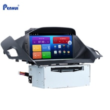 Voiture DVD GPS pour Ford Kuga (2013 ----) autoradio multimédia lecteur vidéo Navigation GPS Android 10.0 Double Din