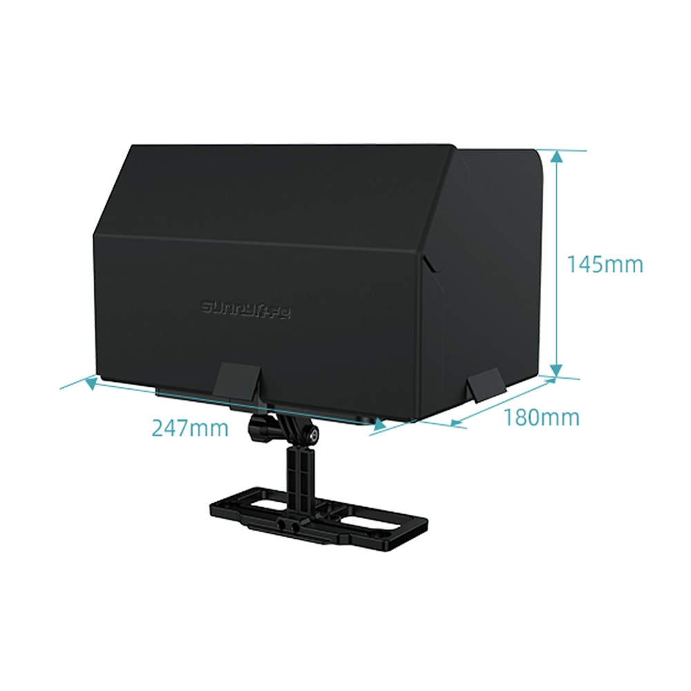 Tablet Sunhood With holder Mount Dron Remote Controller Sunshade for DJI Mavic Mini/Air 2//Air/2/Pro/Spark Drones Accessories enlarge