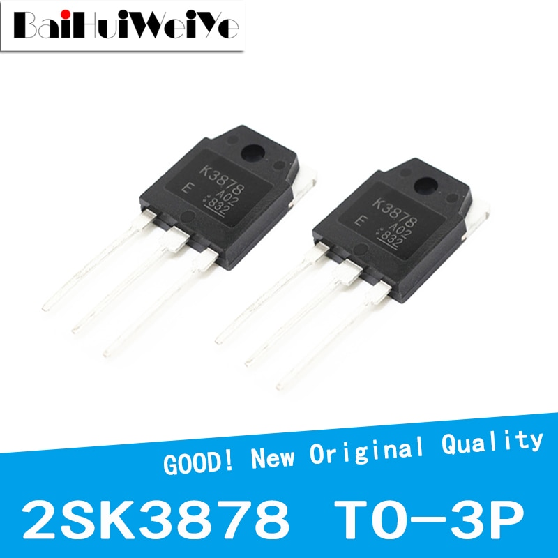 Фото - 10 шт./лот 2SK3878 TO-247 K3878 TO-3P 3878 TO3P MOS FET транзистор новый оригинальный чипсет хорошего качества mbr40200pt to 247