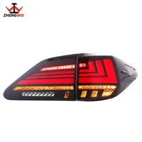 car body kits tail lights for lex us rx 350 450h 270 2009 2015 year