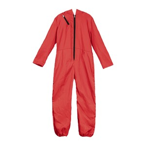 Squid Game Jumpsuits Loose Men Women Casual Solid O Neck With Pockets Jumpsuit Cosplay Costume Halloween Party Round Six Rompers