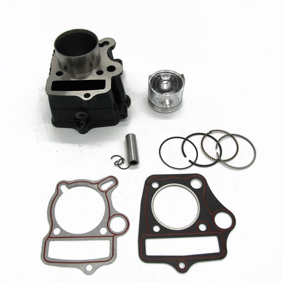 Accesorios de montaje de la manga de la motocicleta Atv70Cc conjunto de pistón de montaje de cilindro de 47Mm caliente