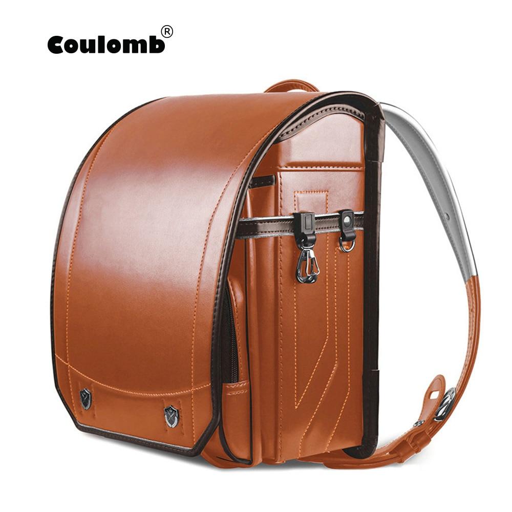 Colomb 2022 новый дизайн Randoseru модные школьные сумки для мальчиков Детский Рюкзак Японский студенческий рюкзак детский большой школьный рюкзак