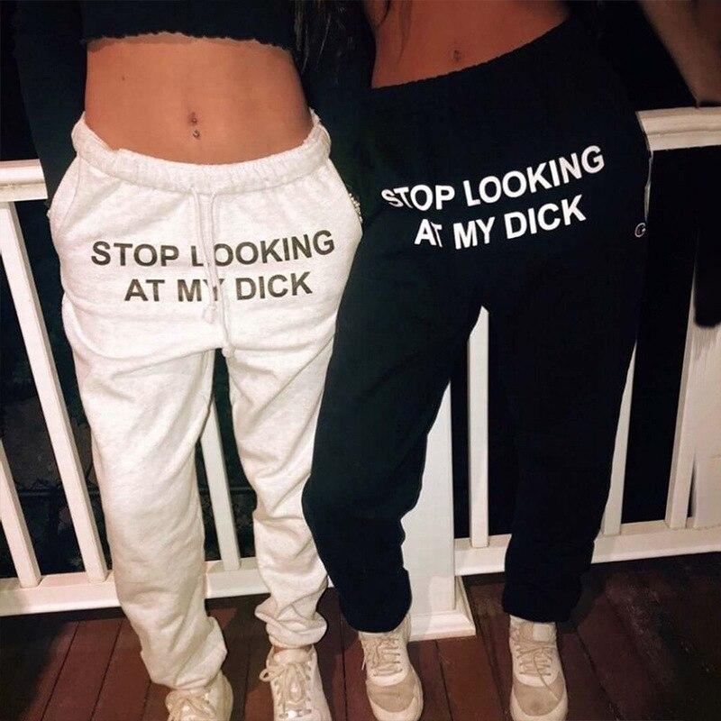 2020 модные женские брюки с высокой талией в стиле хип-хоп, повседневные женские брюки, женские уличные джоггеры, длинные брюки