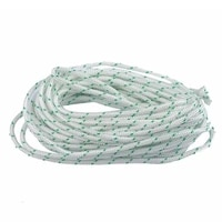 2pcs 4m recoil starter pull start cord rope for husqvarna chainsaws lawn mower engine atco 4mm dia oil petrol resistant