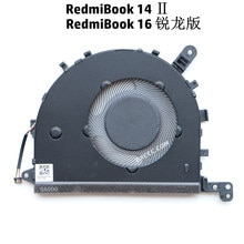 Laptop Replacement Part For XIAOMI MI RedmiBook 16 CPU Cooling Fan