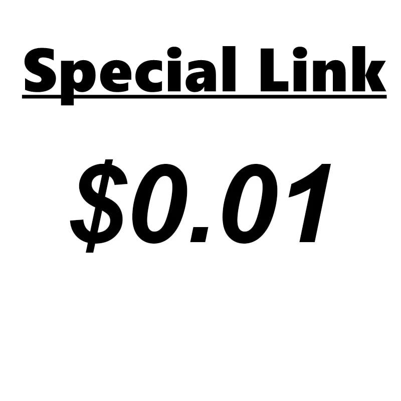 Enlace especial, enlace de reenvío, flete de envío, tarifa adicional (no comprar a petición)