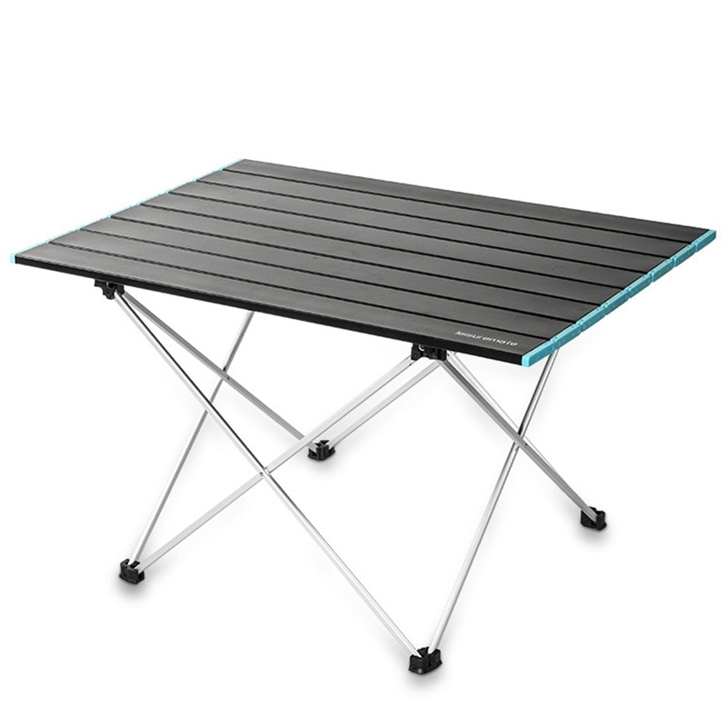 aliexpress.com - New Outdoor picnic folding table super light aluminum alloy fishing table camping table chair self driving picnic table