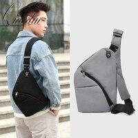 Qiaoduo Men Travel Business Anti-Theft Crossbody Bag Shoulder Bag Sling bag Waterproof Cover Pack Rucksack Bicycle Sports Bags